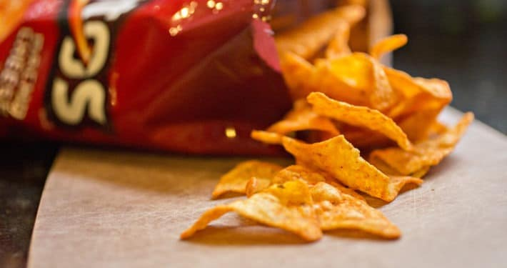 Ladies who crunch? – How Doritos might have gotten it wrong.