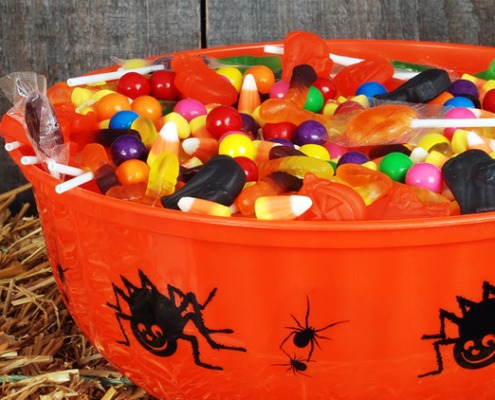 marketing strategies were like Halloween candy